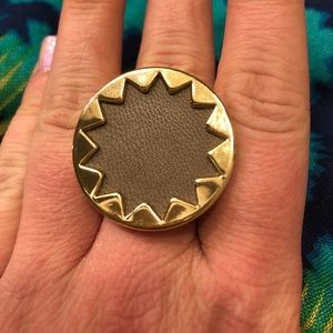 House of Harlow ring size 8